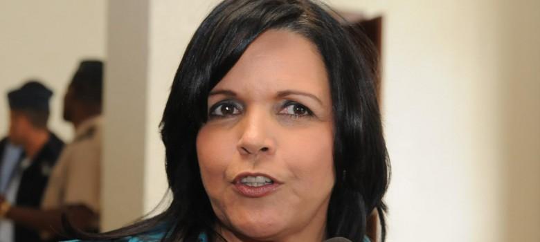 Minou Tavárez Mirabal critica presidente Medina no destituyera ministro Interior