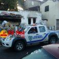 Humo de incendio mata hombre en Santiago