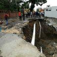 Obras Publicas interviene sectores afectados por las lluvias en Puerto Plata