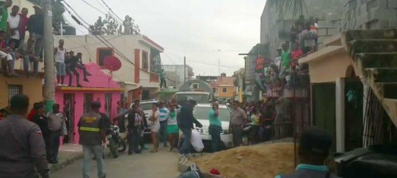 Conflicto deja tres muertos en Los Guaricanos
