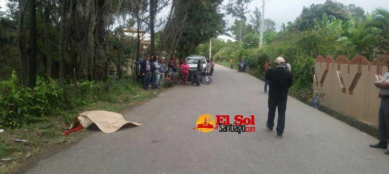 Un muerto durante enfrentamiento en Guazuma de Sajoma