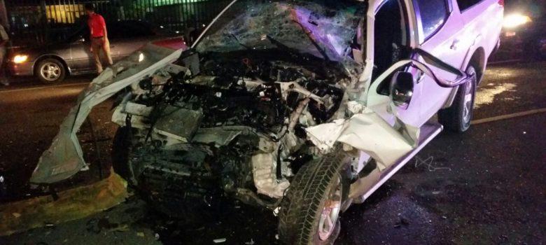 Hermano de cronista de arte muere en accidente de tránsito