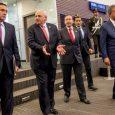 Cuatro expresidentes abogan para que retorne la paz en Venezuela