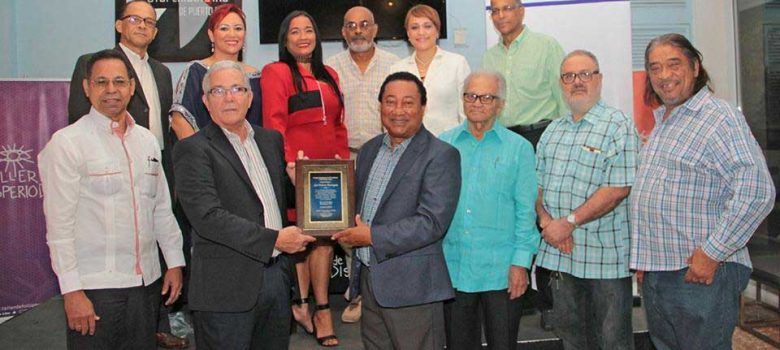 CDP en Puerto Rico reconoce al periodista Luis Dalmau