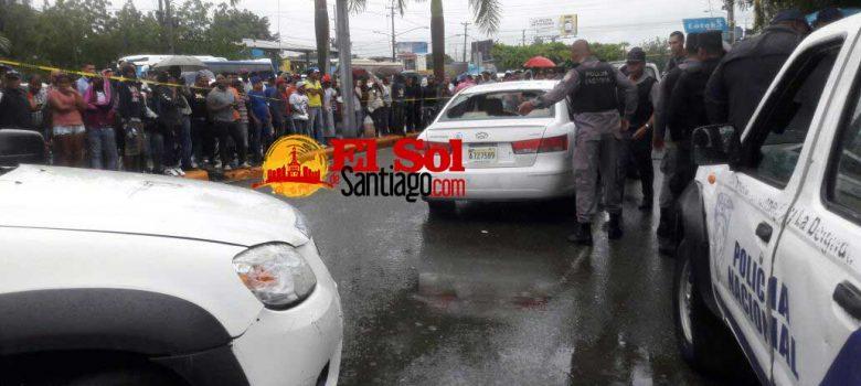 PN mata uno y hiere otro en Santiago perseguía tras asalto en Mao