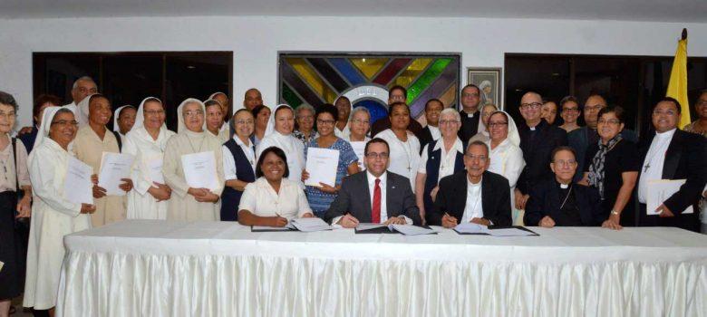 Iglesia y Educación acuerdan el paso de 127 colegios al sector público