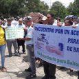 Baitoa reclama construcción acueducto frente al Palacio Nacional