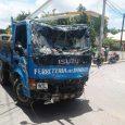Accidente entre camión y motocicletas deja dos muertos