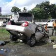 Dos muertos 4 heridos accidentes SFM y Santiago