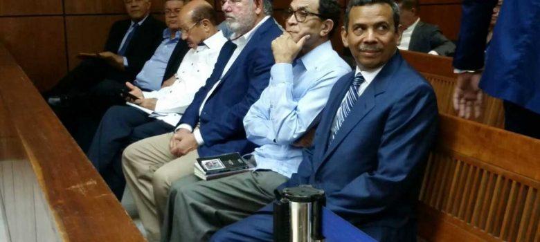 Jueces varían coerción a seis de los 10 imputados caso Odebrecht
