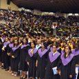 La UASD gradúa unos 569 nuevos profesionales