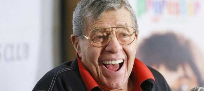 Fallece el comediante y cineasta, Jerry Lewis
