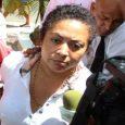 Marlin Martínez se presenta a fiscalía Salcedo por caso Emely Peguero
