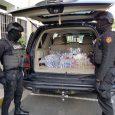 DNCD decomisa 111 paquetes de cocaína