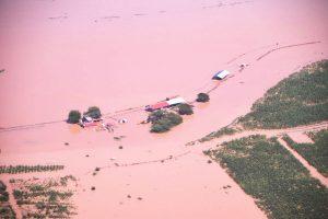 Al menos tres haitianos ahogados por inundaciones Línea Noroeste