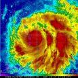 Huracán María es categoría 5 con vientos de 260 km/h