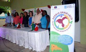 Buscan mejorar calidad educativa barrio Santa Lucia