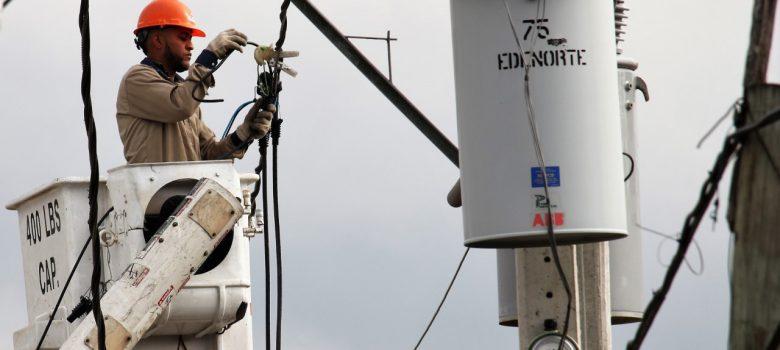 Sectores SFM sin electricidad este miércoles