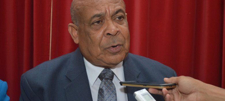 Vicepresidente PRD sale en defensa de César Mella