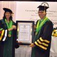 Utesa celebra graduación y entrega doctor honoris causa a José Mármol