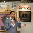 Oscar Abreu, artista del mes del consulado dominicano en Nueva York