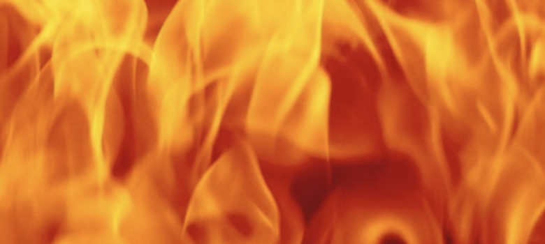 Fuego destruye rancho de tabaco