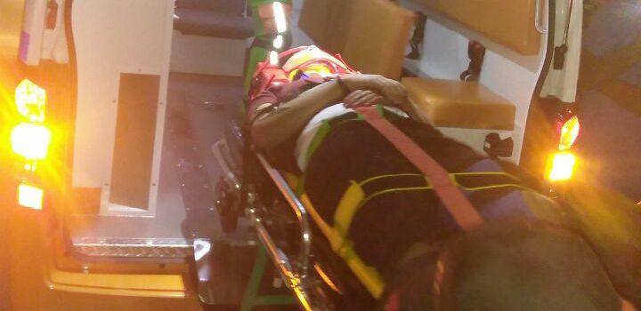 Visitadora a médico y esposo mueren en accidente