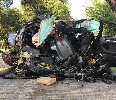 Muere en accidente hijo propietario Adrían Tropical