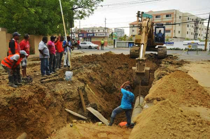 Cabildo condiciona trabajos Coraasan en vías públicas
