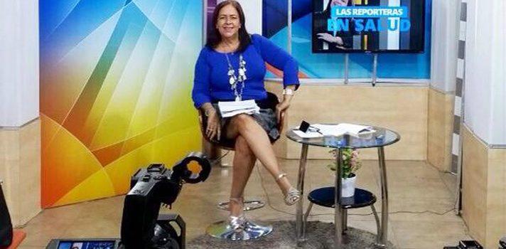 Domi García Saleta da inicio a nueva temporada programa Las Reporteras