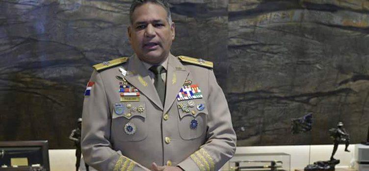 Ministro de Defensa dice habrá ascensos el 27 de Febrero
