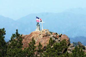 Se encuentra estable joven presentó complicaciones médicas en el Pico Duarte