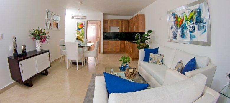 Habi Dominicana inaugura apartamento modelo residencial Cristamar Cabarete