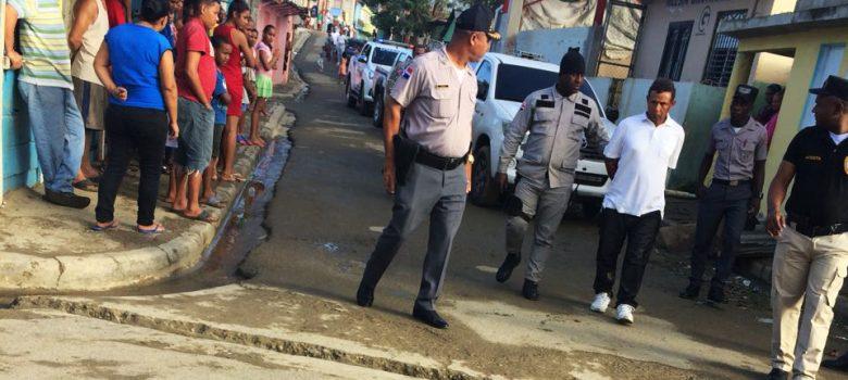 Hombre mata a otro en medio de riña en el barrio Santa Lucía