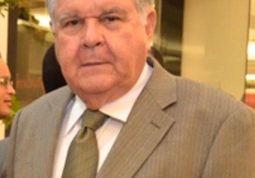 Fallece a la edad de 85 años, el ingeniero Simón Tomás Fernández