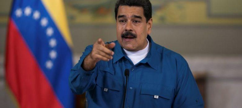 Maduro pide cooperación FBI en investigaciones de atentado