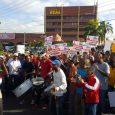 Vuelven a parar transporte público en Santiago