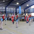 Colegio La Salle Santiago realiza acto en honor a la bandera