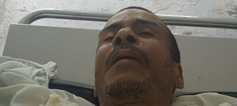 Deportado entre atracadores que cayeron abatidos por PN