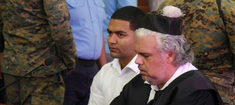 Ratifican coerción contra Marlon Martínez