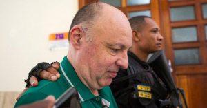 Christophe Naudin será trasladado a su nación para cumplir condena