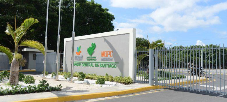 Parque Central será entregado a finales de febrero