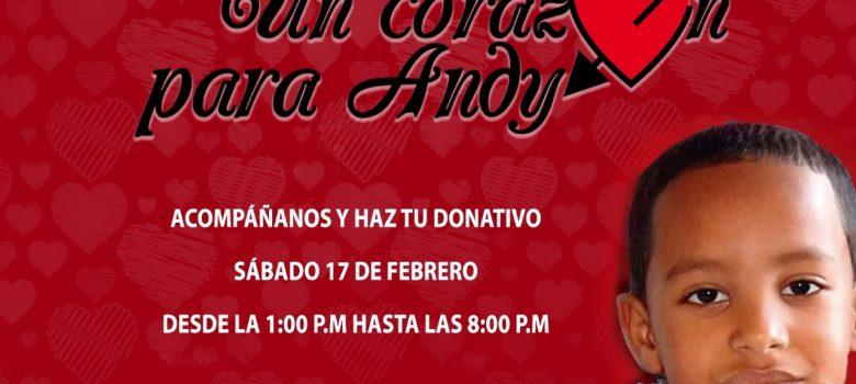 Realizarán telemaratón este sábado por Andy Herrera