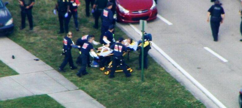 Al menos 17 muertos tras tiroteo en secundaria del sur de Florida
