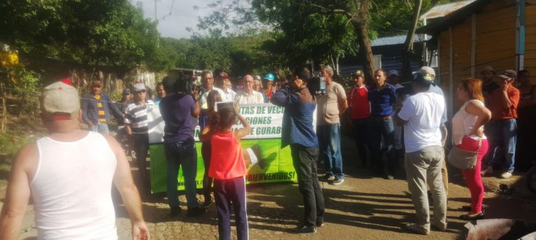 Impiden acceso a vertedero Guazumal