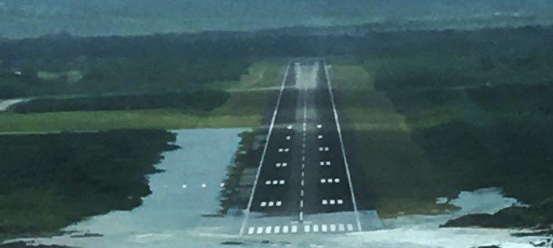 Aeropuerto Gregorio Luperón opera con normalidad