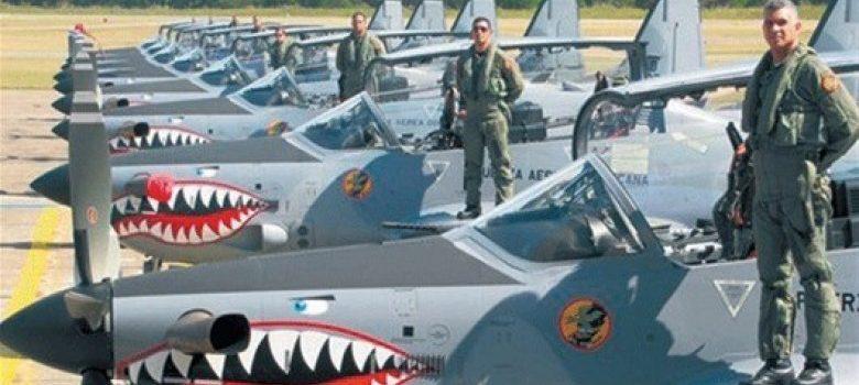 Ascensos Fuerza Aérea de la República 2018