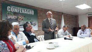 Sisalril acuerda con la Confenagro  incorporar a los trabajadores rurales
