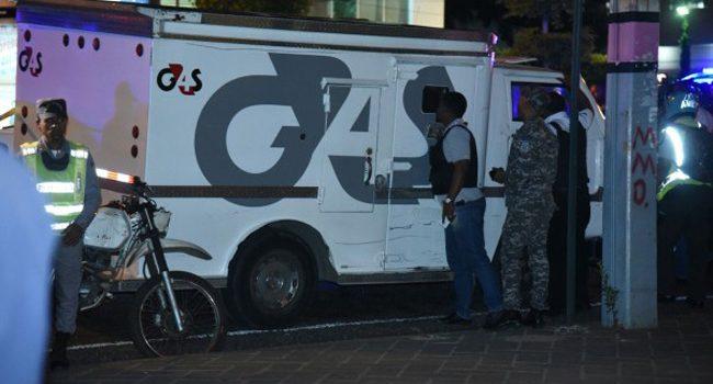 Azua:Ladrones cargan con más de 36 millones de pesos