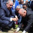 Presidente Medina entrega primera etapa Jardín Botánico